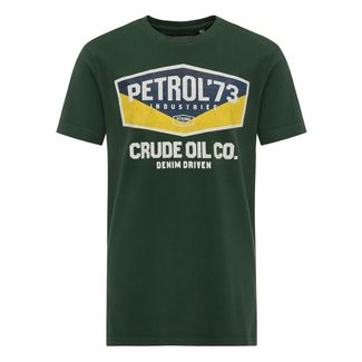 Petrol Industries T-Shirt Kinder Night Green