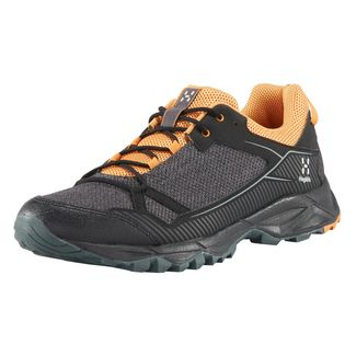 Haglöfs Trail Fuse Wanderschuhe Herren True Black/Desert Yellow