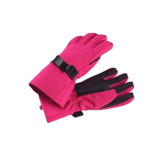 reima Tartu Skihandschuhe Kinder Raspberry pink