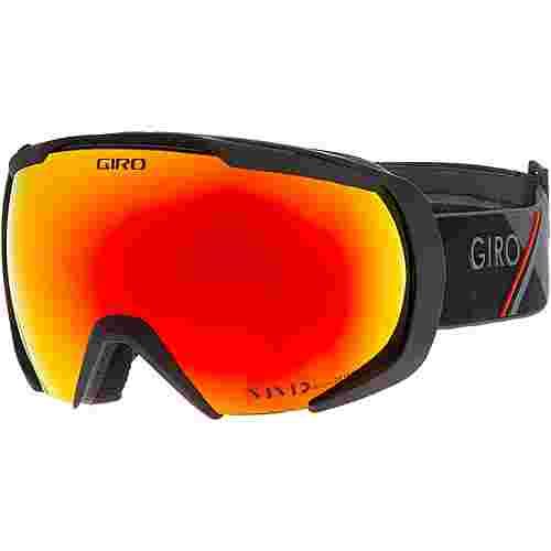 Giro Onset Vivid Skibrille black-red sport tech