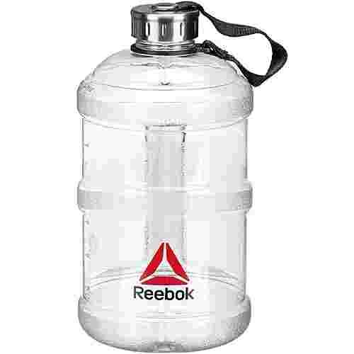 Reebok Trinkflasche transparent
