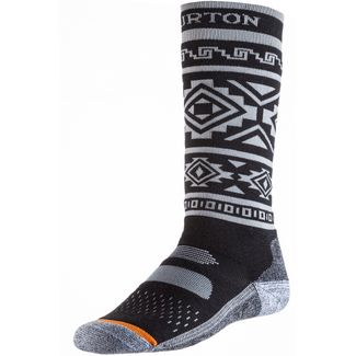 Burton Merino Performance Sock Snowboardsocken Damen true black