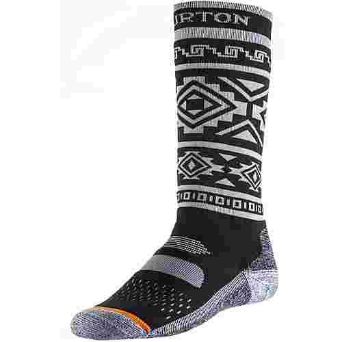 Burton Performance Sock Snowboardsocken Damen true black