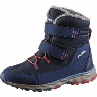 MEINDL Altino Stiefel Kinder jeans-lachs