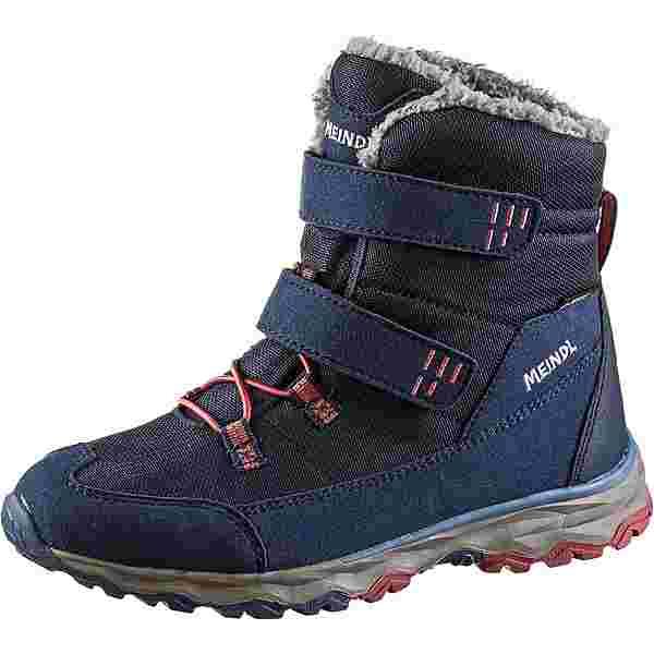 MEINDL GTX Altino Stiefel Kinder jeans-lachs
