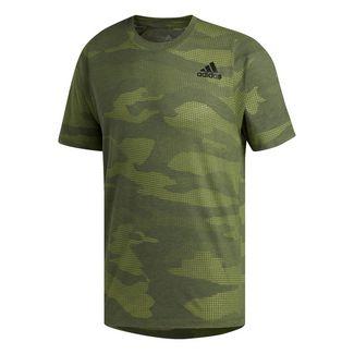 adidas CAMO BRNOUT TEE T-Shirt Herren Legend Earth