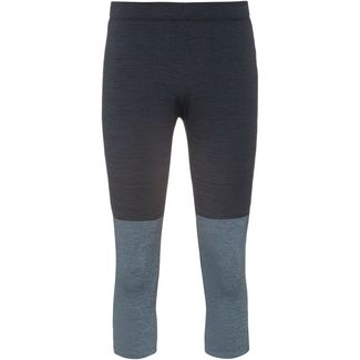 ORTOVOX Merino Tights Herren grey blend