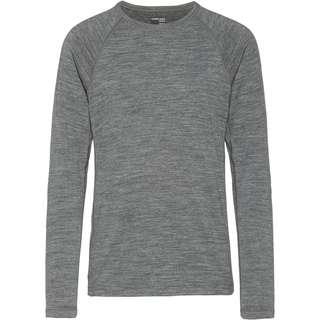 Icebreaker Merino Oasis Unterhemd Kinder gritstone-heather