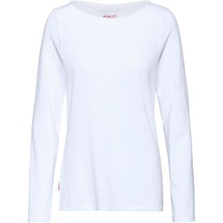 Craghoppers NosiLife Erin II Langarmshirt Damen optic white
