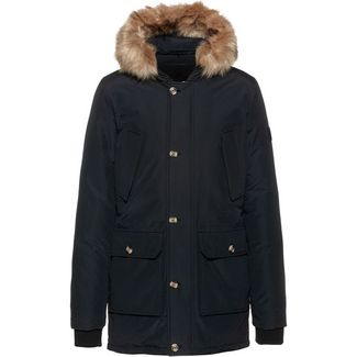 WLD Hollow Talk Parka Herren black