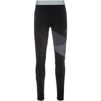 La Sportiva Radial Tights Herren Black/Cloud