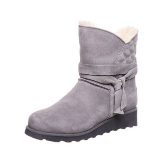 Bearpaw Maxine Boots Damen GRAY FOG (051)