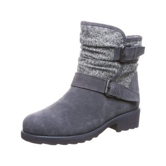 Bearpaw Avery Boots Damen CHARCOAL (030)