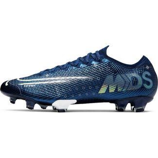 Nike MERCURIAL VAPOR 13 ELITE MDS FG Fußballschuhe Herren blue void-metallic silver-white-black