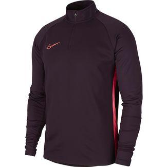 Nike Academy Funktionsshirt Herren burgundy ash-racer pink-racer pink