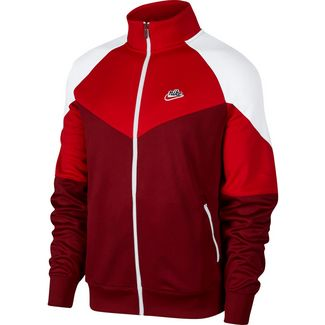 Nike NSW Windrunner Polyjacke Herren team red-university red-summit white