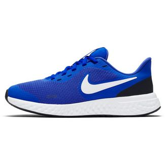 Nike Revolution Fitnessschuhe Kinder racer-blue-white-black