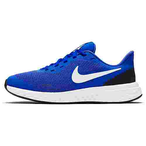 Nike Revolution Fitnessschuhe Kinder racer-blue-white-black