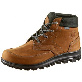 Hanwag Anros ES Winterschuhe Herren light brown-asphalt