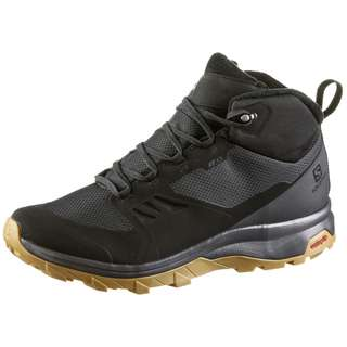 Salomon Outsnap CSWP Winterschuhe Herren black-ebony-gum1a