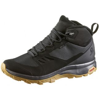 Salomon Outsnap Winterschuhe Herren black-ebony-gum1a