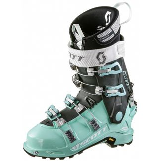 SCOTT Celeste III Tourenskischuhe Damen mint green-anthracite
