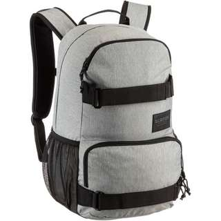 Burton Rucksack Treble Yell Daypack gray heather