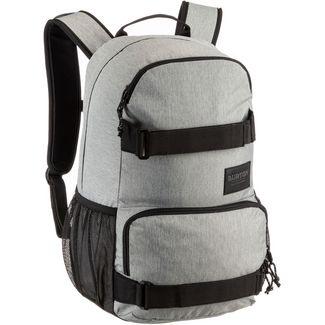 Burton Rucksack Treble Yell Daypack gray heather