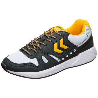 hummel Legend Marathona Sneaker Herren oliv / gelb