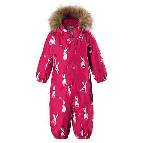 reima Louna Schneeanzug Kinder Raspberry pink