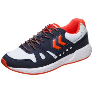 hummel Legend Marathona Sneaker Herren dunkelblau / orange