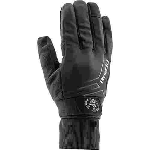 Roeckl GORE-TEX® Raab Fahrradhandschuhe schwarz