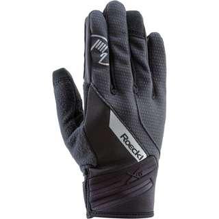 Roeckl GORE-TEX® Renon Fahrradhandschuhe schwarz