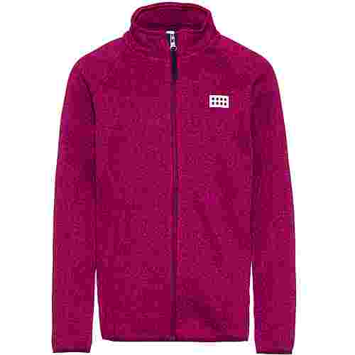 Lego Wear Siam Fleecejacke Kinder dark-pink