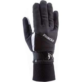 Roeckl GORE-TEX® Lappi Langlaufhandschuhe schwarz-weiß