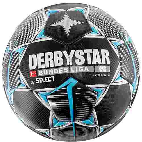 Derbystar Player Bundesliga 19/20 special Fußball schwarz-silber-türkis