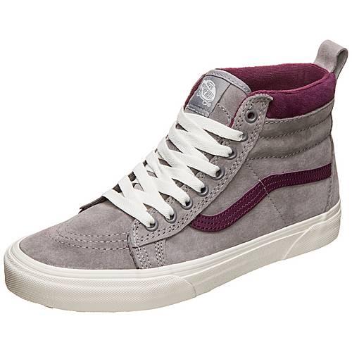Vans SK8 Hi MTE Sneaker Damen grau lila im Online Shop von SportScheck kaufen