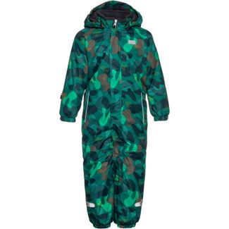 Lego Wear Julian Schneeanzug Kinder dark-green
