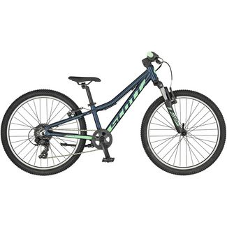 SCOTT Contessa 24 MTB Hardtail Kinder dark blue;mint green