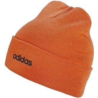 adidas Turn up Light Beanie Kinder orange