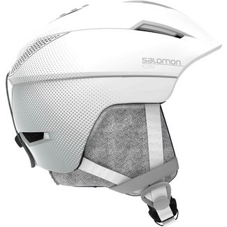 Salomon Icon² Skihelm Damen white