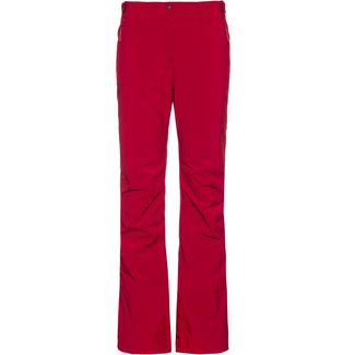 Salomon Icemania Skihose Damen rio red