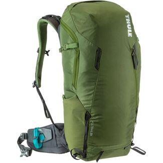Thule All Trail Wanderrucksack garden green