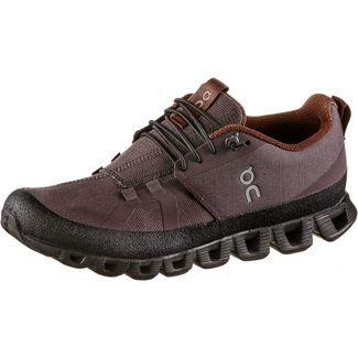 ON Cloud Dip Freizeitschuhe Damen Grape-Pebble