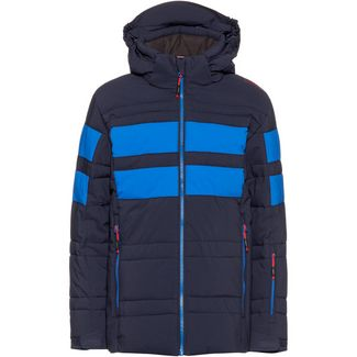 CMP Skijacke Kinder black blue