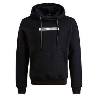 Khujo JACKLE Sweatshirt Herren schwarz