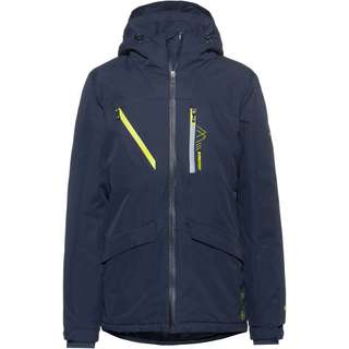 Protest Steep Skijacke Herren ground blue