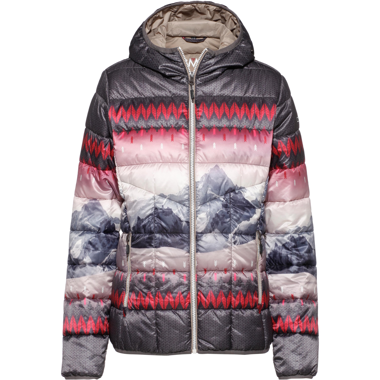 cmp -  Woman Jacket Fix Hood Steppjacke Damen