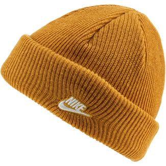 Nike NSW Beanie gold suede