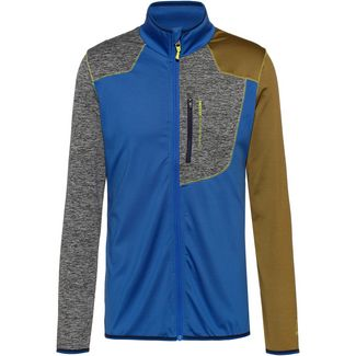 Protest Morland Fleecejacke Herren sporty blue